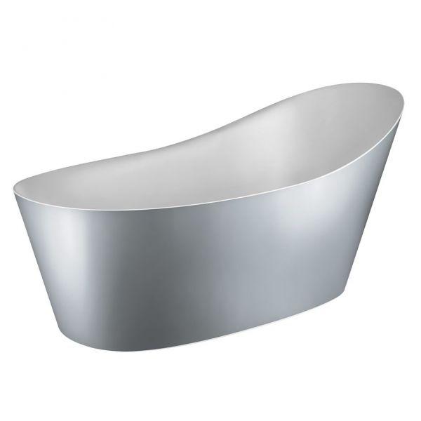 Gessi Cono Total Look 45923 Vasca Da Bagno Freestanding